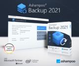 Ashampoo Backup 2021 – Realice copias de seguridad y restaure