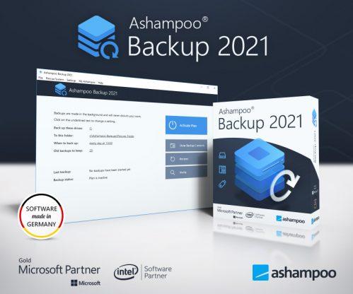 AshampooBackup 2021
