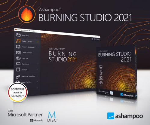 Burning Studio 2021