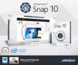 Capturas de pantalla y Edición Inteligente con Ashampoo Snap