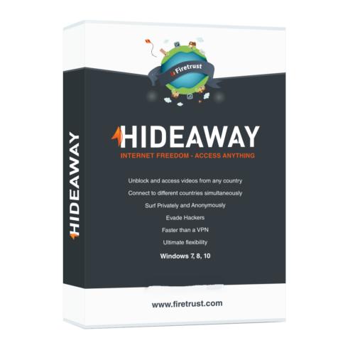HIDEAWAY - SuperFast VPN